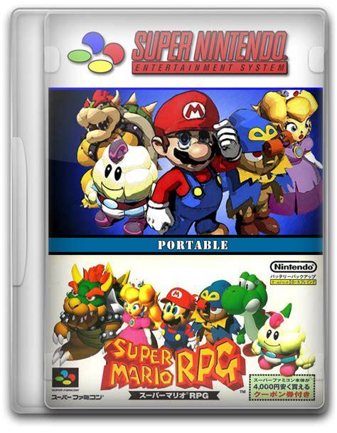 Listado completo de juegos de rpg para super nintendo con toda la información que necesitas saber. Super Mario RPG Portable Español (Snes)