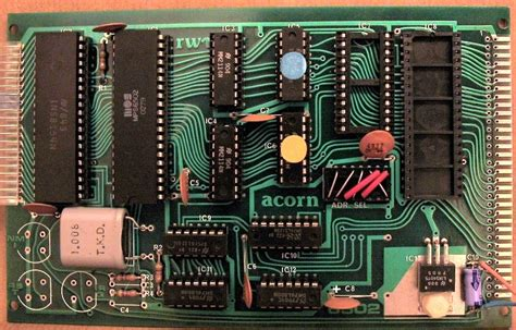 Mos  The Rise Of Mos Technology & The 6502 Wwwcommodoreca
