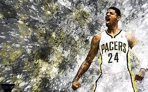 Paul George Pacers 2014 Wallpaper | Basketball Wallpapers ...