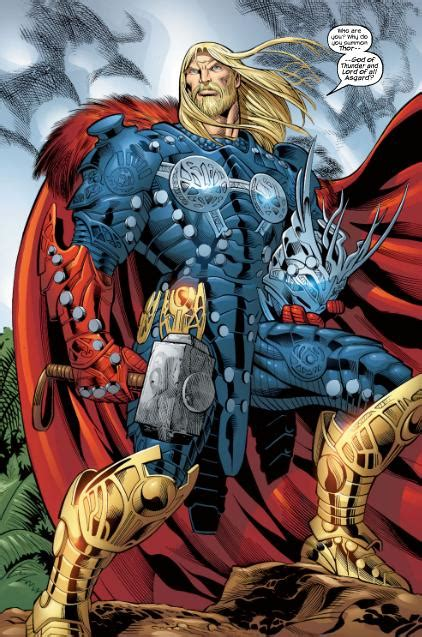 rune king thor odin force vs superman prime 1 million