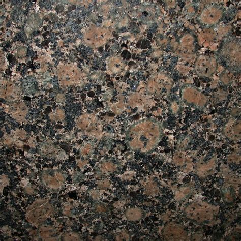 18 top baltic brown granite with white cabinets
