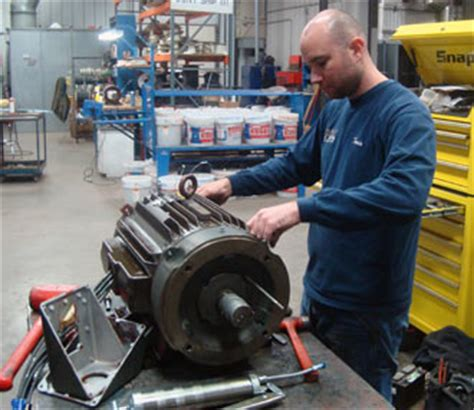 Electric Motor Repair by Pdc Products And Services Electric Motor Service