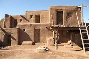 stunning adobe pueblo houses photos american adobe house taos pueblo more house plans
