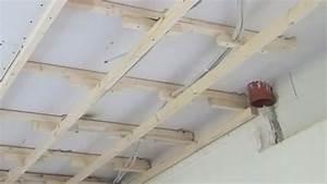 Decke Abhängen Anleitung Holz : anleitung decke abh ngen trockenbau tipps vom maurer trockenbau ~ Frokenaadalensverden.com Haus und Dekorationen