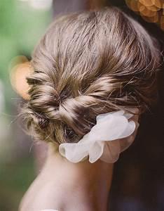 Coiffure Mariage Cheveux Court : chignon de mariage sur cheveux courts je veux un joli ~ Dode.kayakingforconservation.com Idées de Décoration