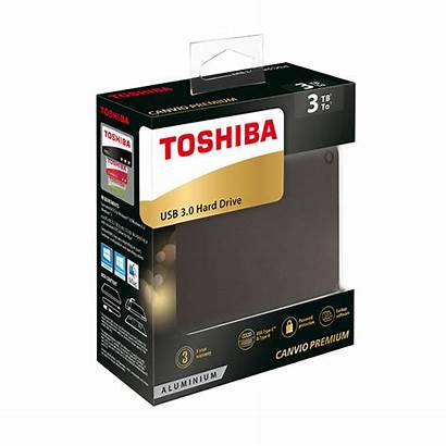 Hard Portable Toshiba Storage Canvio Premium Drives
