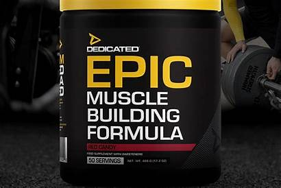 Dedicated Epic Nutrition Its 20th Mar Supplement