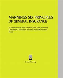 Mannings Six Principles Of General Insurance