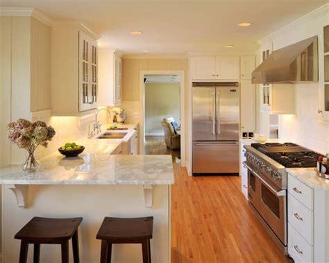 small kitchen peninsula ideas pictures remodel  decor