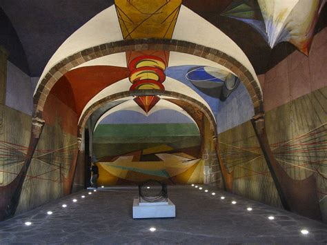 David Alfaro Siqueiros Murals by Rambles Yes We No Siqueiros