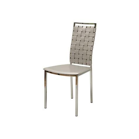 chaises tressées chaises salle a manger tressees