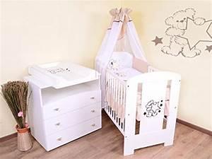 Möbel Transportieren Tipps : babybett babyzimmer sparset incl babybett wickelkommode ausstattung komplettset ~ Markanthonyermac.com Haus und Dekorationen