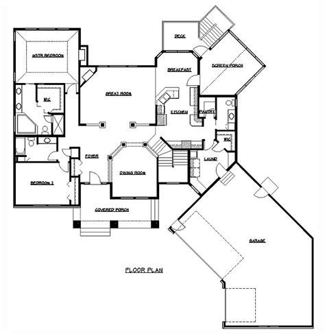 floor plans rambler rambler floor plans plan 200318 tjb homes