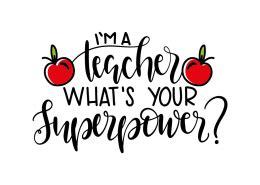 teacher svg files  personal