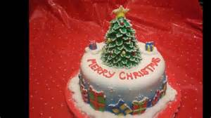 christmas ideas fondant cakes youtube