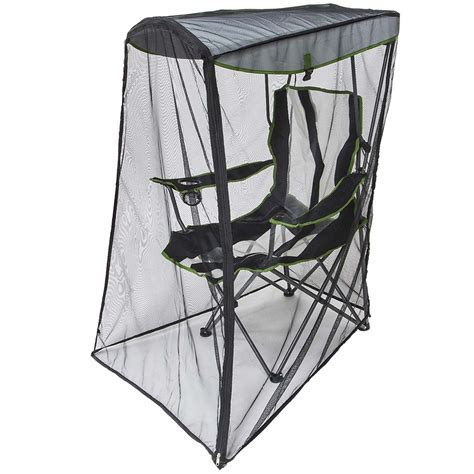 Kelsyus Go With Me Chair Browngreen by Kelsyus Folding Canopy Chair W Bug Guard Insect Screen