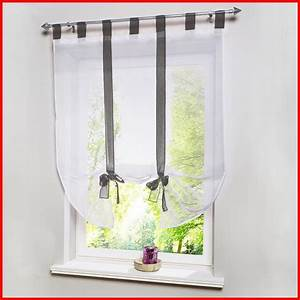 Rideau Pour Chambre : rideau petite fenetre chambre tringle rideau ~ Melissatoandfro.com Idées de Décoration
