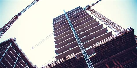 building material concrete  steel