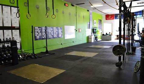 Main Room in Los Angeles, Cave CrossFit   eVenues.com