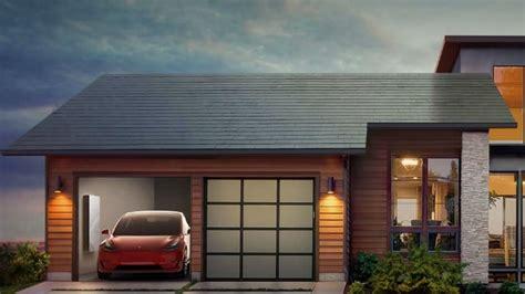 elon musk unveils solar roof tiles longer lasting