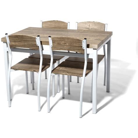 table salle a manger avec chaise extraordinaire table de cuisine pas cher et chaise