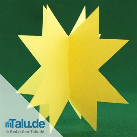 sterne falten aus papier weihnachtsstern falten 5 ideen zum basteln talu de