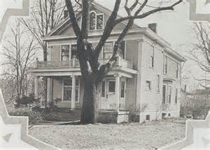 Irvington Indiana Historic Home