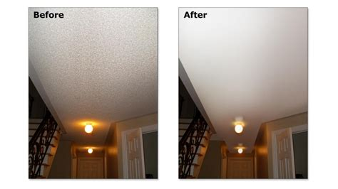 3 options for getting rid of popcorn ceilings medford