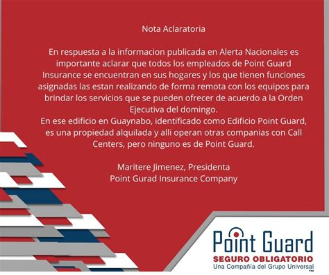 We are a national insurance marketing company, working with some of the most well respected carriers in the industry. Point Guard Insurance - Home | Facebook