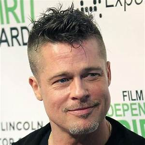 128 Images of Brad Pitt Hair to Make you Drool and Stare