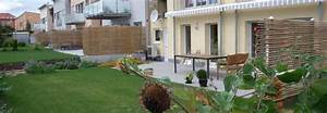 Sichtschutzpflanzen Für Terrasse : moderner sichtschutz ~ Indierocktalk.com Haus und Dekorationen
