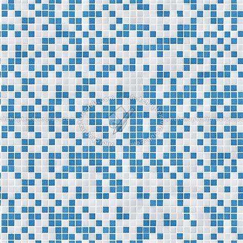 blue bathroom floor tiles mosaic pool tiles textures seamless