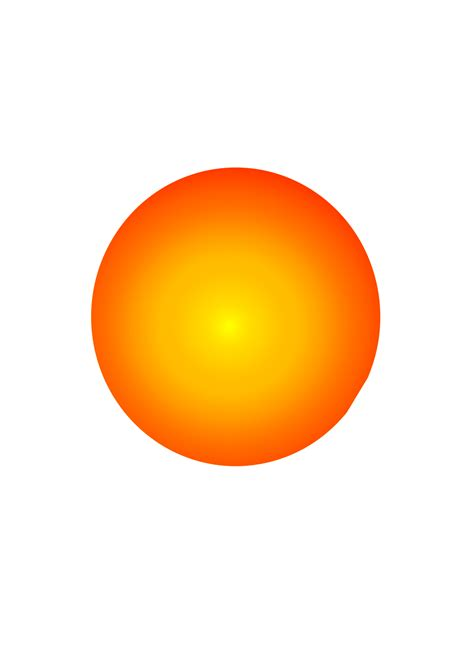 onlinelabels clip art  planet sun