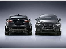 PreGeneva Reveal LUMMA CLR X 650 M based on BMW X6 M