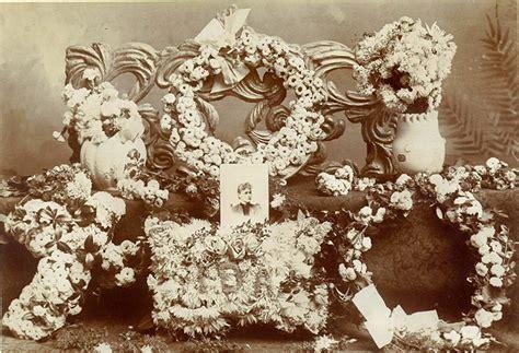 carrozze funebri l etichetta lutto durante il funerale vittoriano la