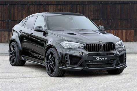 Official 750hp Gpower Bmw X6 M Typhoon Gtspirit