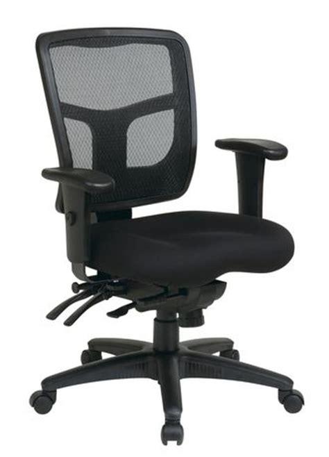 office products progrid back managers chair walmart
