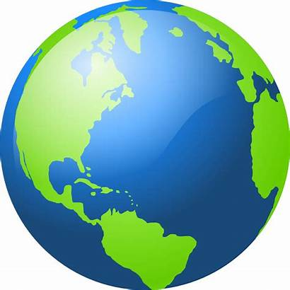 Earth Clip Clipart Globe Map Planet Graphics