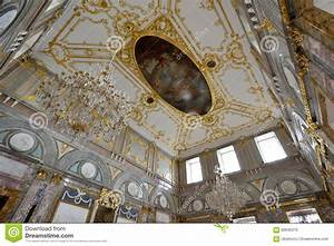 Restoration Of The Interiors Of The Marble Palace ...