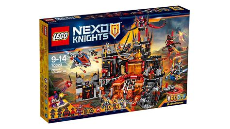 Lego Nexo Knights 2016 Summer Sets Pictures!
