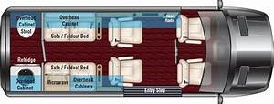 Daycruiser 144 Sprinter Rv Camper Van