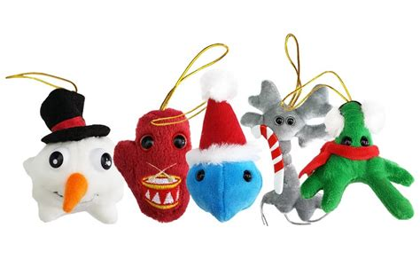 christmas ornament 5 pack