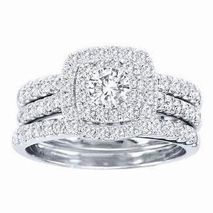 overstock wedding diamond rings wedding promise With overstock wedding rings sets