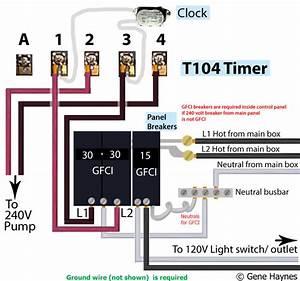 Pool Gfci Breaker Wiring Diagram