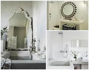 Déco Salle De Bains : d co salle de bain r tro du charme l 39 ancienne ~ Melissatoandfro.com Idées de Décoration
