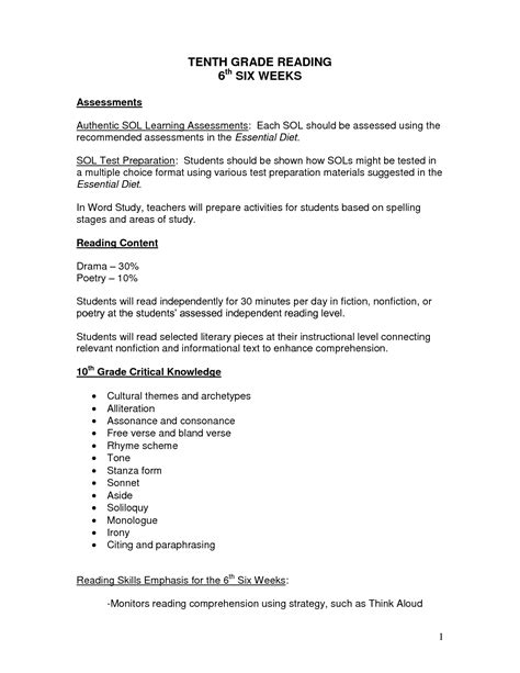 collections of free worksheets for grade 6 easy