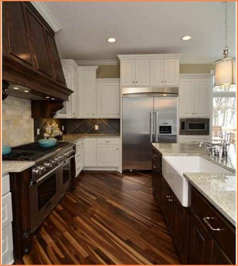 what type of wood is best for kitchen cabinets the best flooring for kitchens and dining rooms home