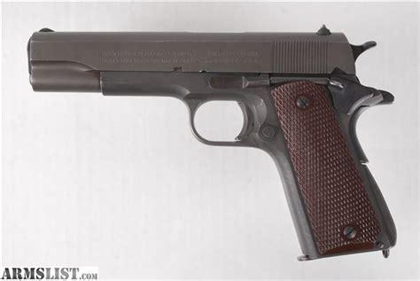 Armslist For Sale Colt 1911a1 1944 Wwii Ww2 1911