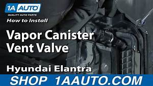 How To Replace Vapor Canister Vent Valve 96