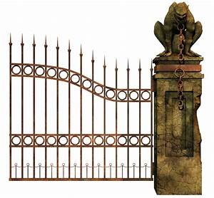 Free Graveyard Gate Cliparts, Download Free Clip Art, Free ...
